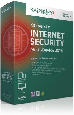 Kaspersky Internet Security 2015 Multi Device (5 Lisenser)