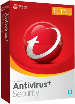 Trend Micro Antivirus + Security