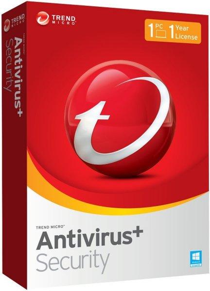 Trend Micro Antivirus + Security