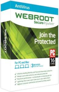Webroot Antivirus 2015