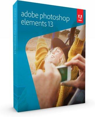 Adobe Photoshop Elements 13 til Mac