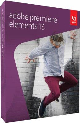 Adobe Premiere Elements 13 til Windows