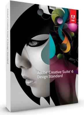 Adobe CS6 Creative Suite 6 Design Standard