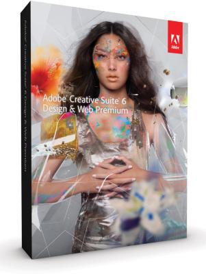 Adobe CS6 Creative Suite 6 Design & Web