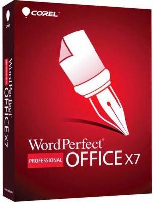 Corel WordPerfect Office X7 Pro