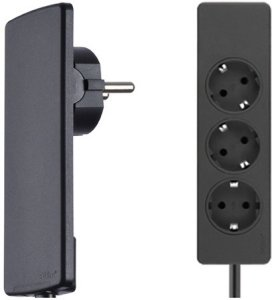 Evoline Powerstrip 3-V