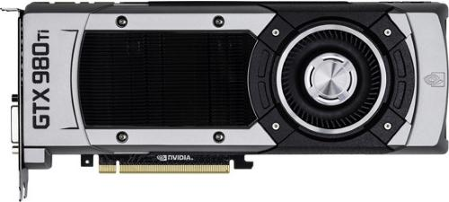 KFA2 GeForce GTX 980 Ti OC