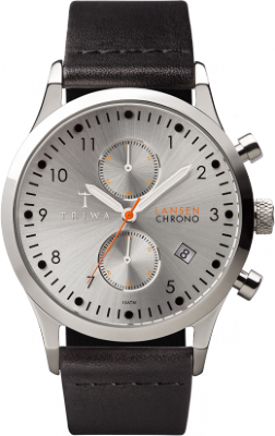 Triwa Stirling Lansen Chrono Black