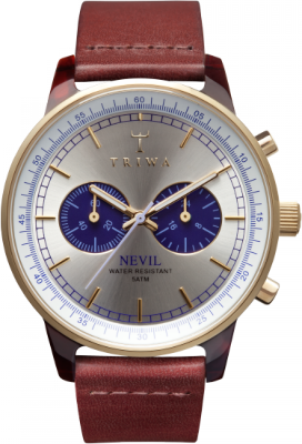 Triwa Blue Face Nevil