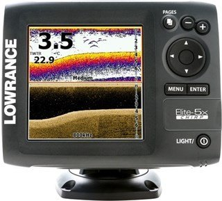 Lowrance Elite-5 Chirp