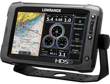 Lowrance HDS-9 Gen2 Touch
