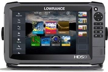 Lowrance HDS-9 Gen3 Touch