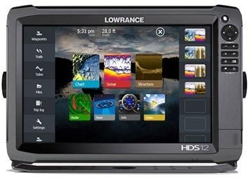 Lowrance HDS-12 Gen3 Touch