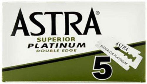 Astra Superior Platinum Barberblader