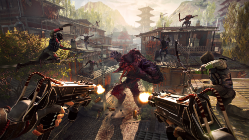 Shadow Warrior 2 til Playstation 4