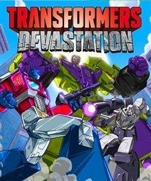 Transformers: Devastation til Xbox 360