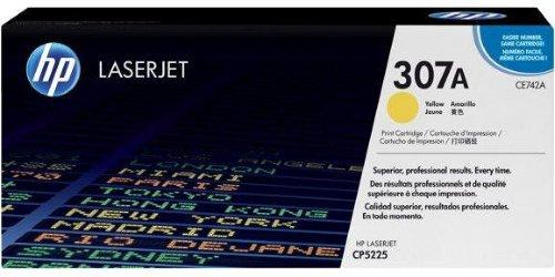 HP CE742A Gul