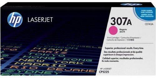 HP CE743A Magenta