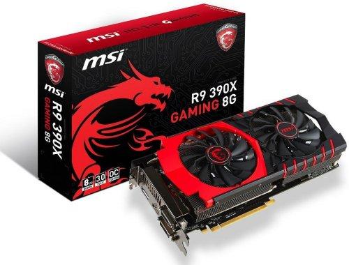 MSI Radeon R9 390X GAMING 8GB