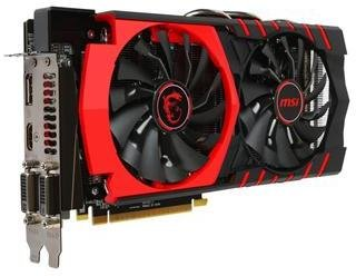 MSI Radeon R9 380 GAMING 4GB