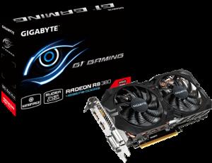 Gigabyte Radeon R9 380 4GB Gaming