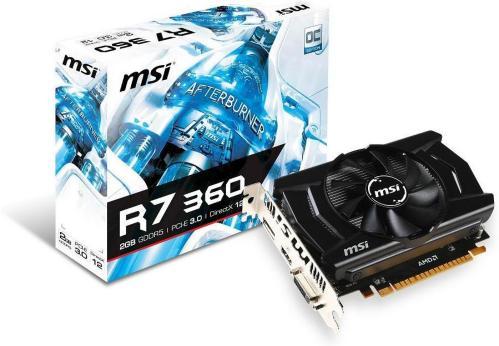 MSI Radeon R7 360 2GB OC