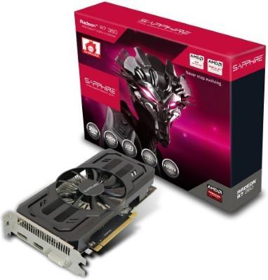 Sapphire Radeon R7 360 2GB OC