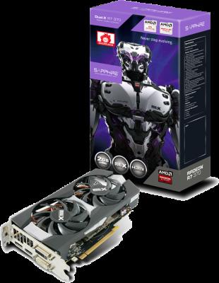 Sapphire Radeon R7 370 2GB DUAL-X