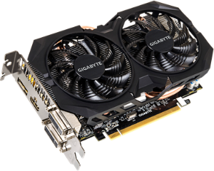 Gigabyte Radeon R7 370 2GB Windforce OC