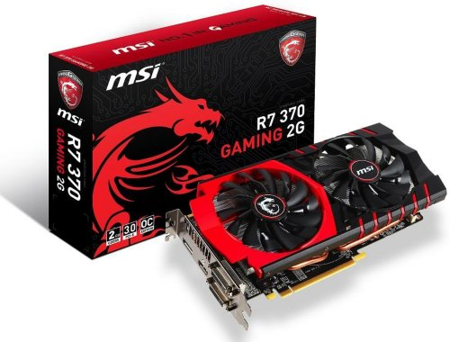 MSI Radeon R7 370 2GB Gaming