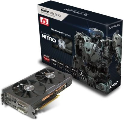 Sapphire Radeon R7 370 Nitro 4GB Dual-X