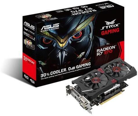 Asus Radeon R7 370 4GB OC