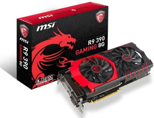 MSI Radeon R9 390 8GB Gaming Twin Frozr