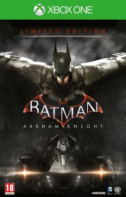 Batman: Arkham Knight (Limited Edition) til Xbox One