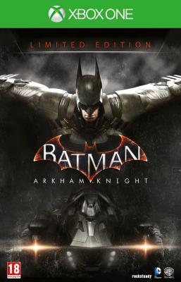 Batman: Arkham Knight (Limited Edition) til Xbox One