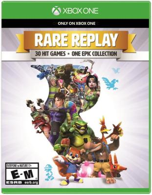 Rare Replay til Xbox One
