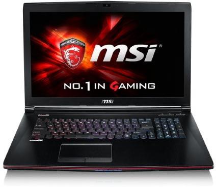 MSI GE72 2QE-013NE