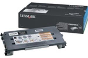 Lexmark C500n Gul