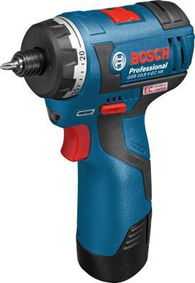 Bosch GSR 10,8 V-EC HX (2x2,0Ah)