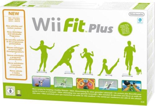 Wii Fit Plus til Wii