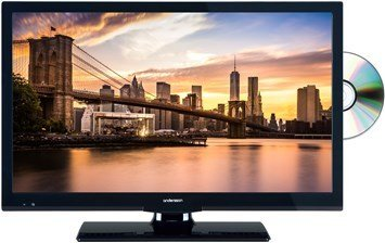 Andersson LED22511FHD DVD