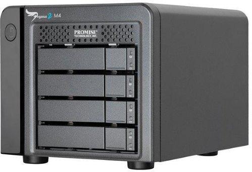 Promise Pegasus2 M4 4TB (F40PR4M01000000)