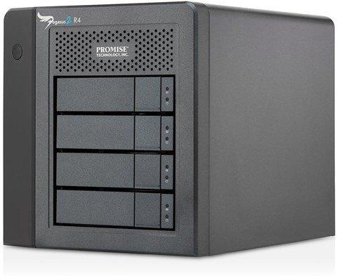 Promise Pegasus2 R4 8TB (HE151ZM/A)