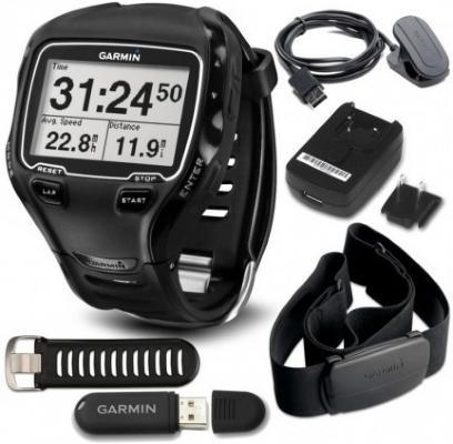 Garmin Forerunner 910XT Triathlon bundle