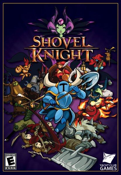 Shovel Knight til PlayStation 3
