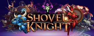 Shovel Knight til Playstation Vita
