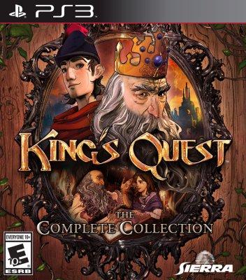 King's Quest til PlayStation 3