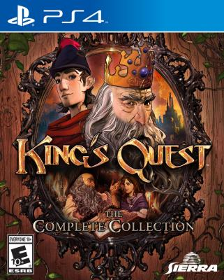 King's Quest til Playstation 4