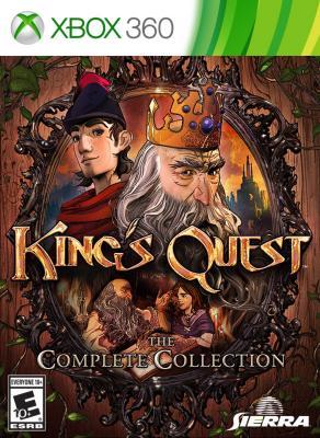 King's Quest til Xbox 360