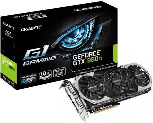 Gigabyte GeForce GTX 980 Ti G1 Gaming 6GB